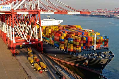 Services for exporting to China
